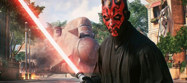 Star Wars Battlefront 2's Next Patch Makes Unlocking Darth Maul's Old Master Appearance Easier