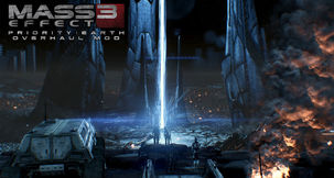 Mass Effect 3 gets huge Priority: Earth Overhaul Mod