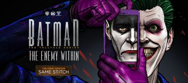 The final episode of Telltale's Batman: The Enemy Within releases March 27