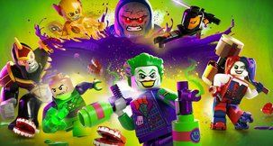 LEGO DC Super-Villains Reveals Reign and Zoom TV DLC