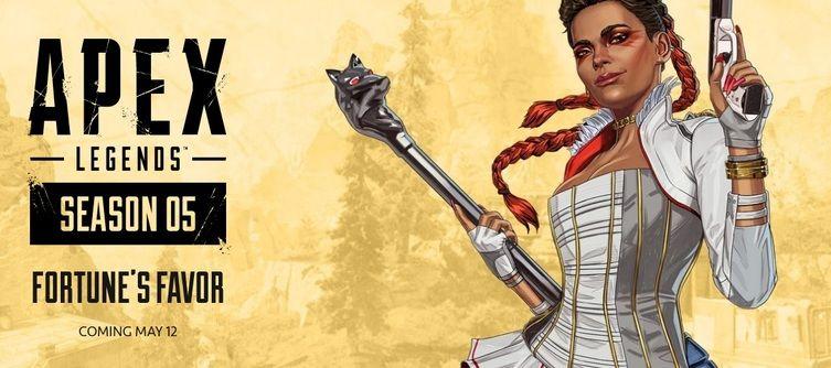 Apex Legends Season 5 Release Date - Character, Battle Pass, News, Trailer, Times