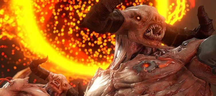 Doom Eternal's Super Gore Nest Master Level Is Now Live With A Pinch of Classic Doom