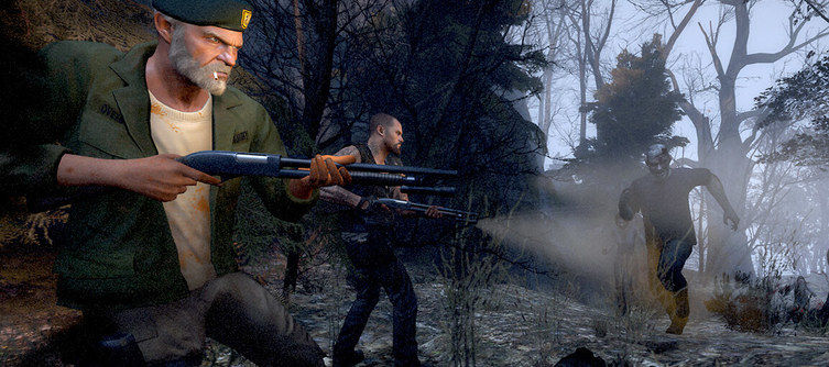 "Valve Hasn't Worked On Anything Left 4 Dead-related ""for years"""