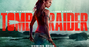 New Tomb Raider movie gets poster and teaser for trailer [UPDATE: Trailer is here!]