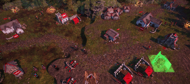 Medieval RTS Bannermen Scheduled for a February Release