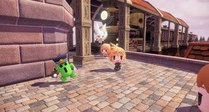 World of Final Fantasy PC Port - No Option But To Play At Its Best