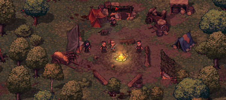 E3 2019: Turn-based RPG Stoneshard Gets A November Release Date