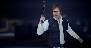 Star Wars Battlefront 2 Yavin Ceremony Han Skin - How to unlock the New Hope Han Solo outfit