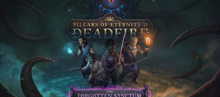 Pillars Of Eternity II: Deadfire's Final DLC, The Forgotten Sanctum, Is Headed For A December Release