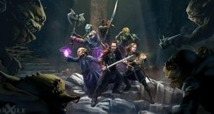 Detailed Update Roadmap Annnounced for Bard's Tale 4: Barrows Deep