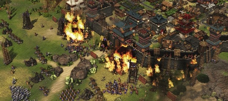 """Stronghold: Warlords Delayed Until March to Address """"unexpected issues"""" With Multiplayer"""