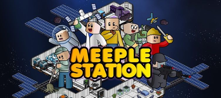 Space Survival Sim Meeple Station Now Available on Steam
