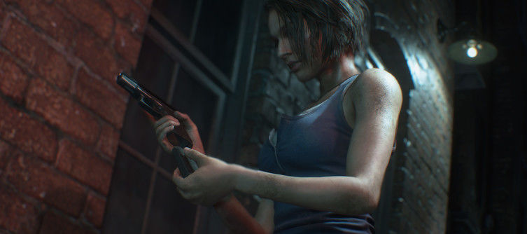 Resident Evil 3 Remake Aqua Cure Code - Where to Find It?