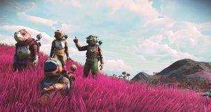 No Man's Sky Gets a Massive Update Next Week