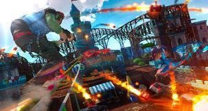 Sunset Overdrive PC Release Coming?