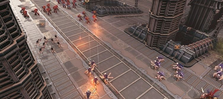 Watch Our 16-Minute Timelapse Video of Warhammer 40,000: Battlesector on Maximum Difficulty