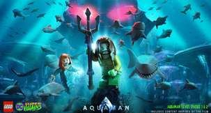 Lego DC Super-Villains Is Getting Two Aquaman Movie DLC Packs