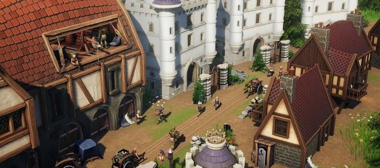 City Builder Distant Kingdoms announced, Mods and Adventure Gameplay incoming