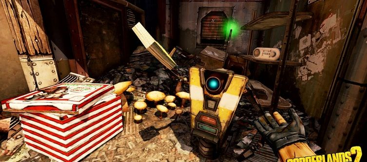Borderlands is Back - as a VR Game
