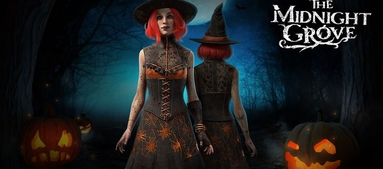 Dead by Daylight The Midnight Grove Event Halloween Event 2021 - Here's When It Starts and Ends