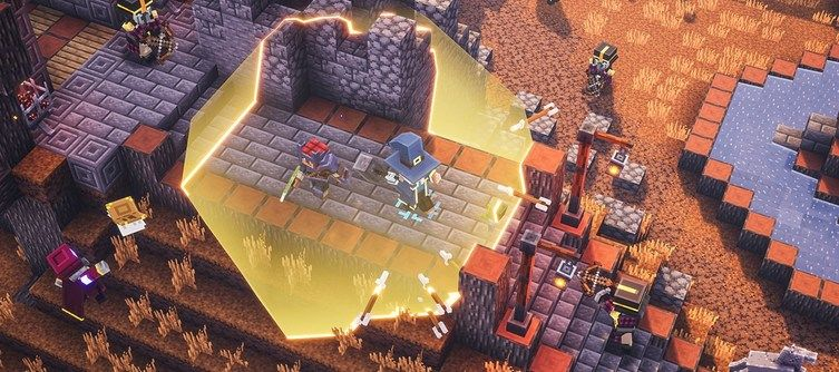 Minecraft Dungeons Iron Golem - How to Get the Golem Kit