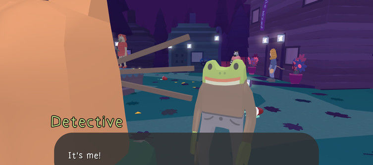 Frog Detective 2: The Case of the Invisible Wizard Is Now Part of the Superhot Presents Initiative