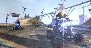 Defiance 2050 - All Time Trial Locations