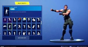 Backpack Kid Sues Fortnite Over Using the Floss Dance
