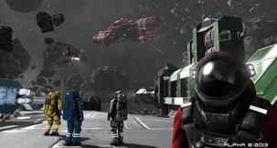 Space Engineers Developer Highlights 2020 Plans