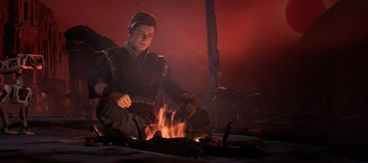 Star Wars Jedi Fallen Order Mods Begin With a Craggy Emperor Face