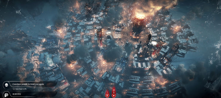 Frostpunk's Free Endless Mode DLC Is Now Live