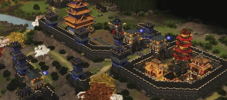 Stronghold: Warlords' Co-Op Mode Lets Two Players Manage the Same Castle