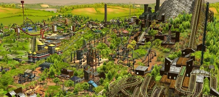 Frontier announces RollerCoaster Tycoon 3: Complete Edition, Release Date set for later this month