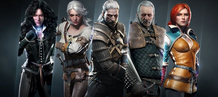 Here are the characters who could be in The Witcher Netflix TV Series