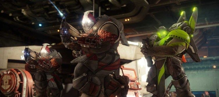 Destiny 2 Cabal Tangled Shore Locations Guide