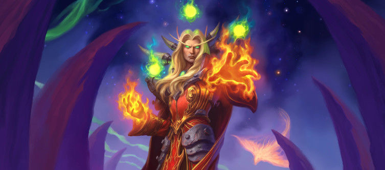 Hearthstone Twitch Drops - Earn Ashes of Outland Pack in Battlegrounds Brawl