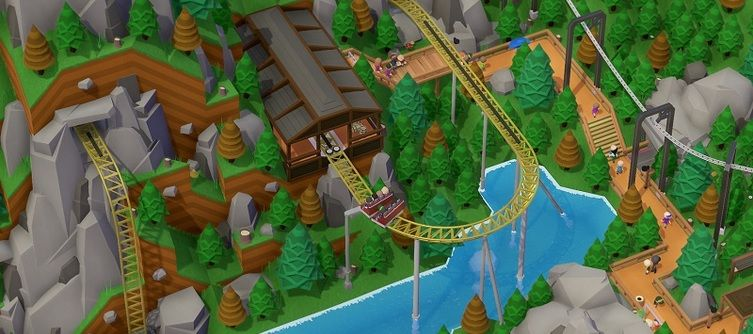Theme Park Sim Parkitect Is Getting A Free Co-Op Mutiplayer Mode Next Month
