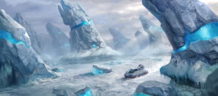 Stand-Alone Expansion for Subnautica Announced - Below Zero