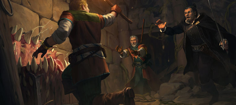 Pathfinder: Kingmaker - Varnhold's Lot DLC Releases This Week