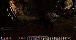 Baldur's Gate 3 Owlbears - How to Recruit A Pet Owlbear Cub
