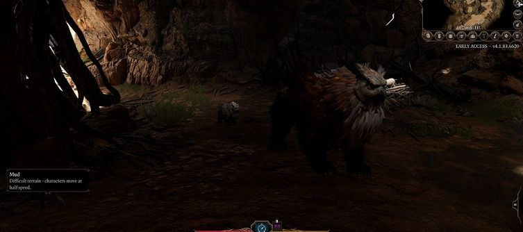 Baldur's Gate 3 Owlbears - How to Recruit A Pet Owlbear Cub