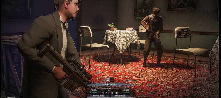 Patch 1.0.1 Released For Phantom Doctrine
