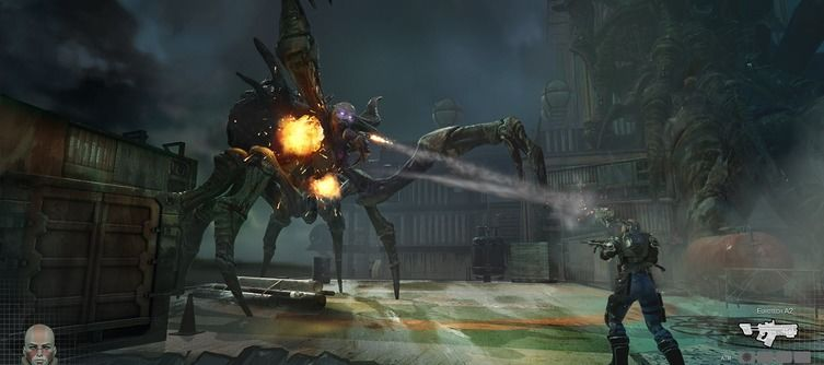 Julian Gollop's XCOM successor Phoenix Point shows its Geoscape map, 4X-style exploration and ballistics