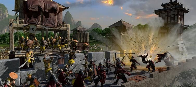 Total War: Three Kingdoms Patch Notes - Mandate of Heaven 1.4.0 Update