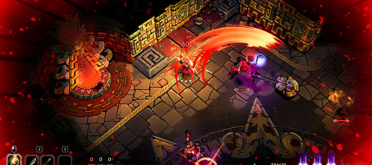 Curse of the Dead Gods Is a Skill-Based Roguelike in Which Players Brave a Danger-filled Temple