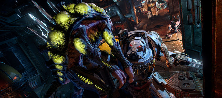 Space Hulk: Tactics is a new take on the Space Hulk franchise from Cyanide Studio