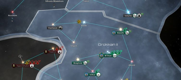 Stellaris How to Create Sectors - 2.3 Wolfe Update