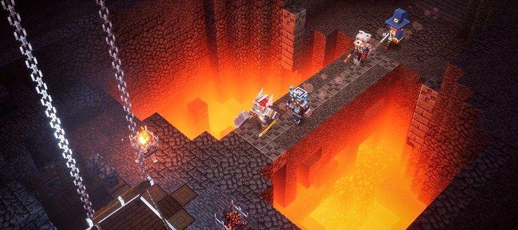 Minecraft Dungeons Best Weapons