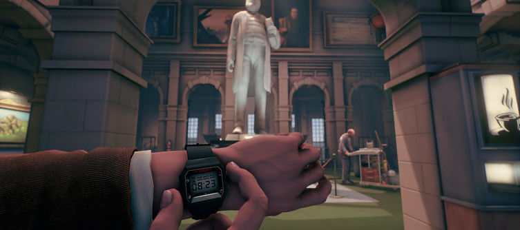 The Occupation Gameplay Video Showcases Time-based Mechanics