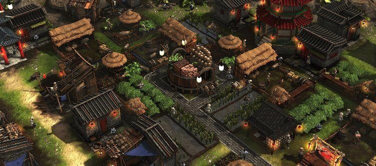 Stronghold: Warlords Reveals Bonus Economic Campaign